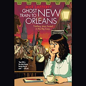 Ghost Train to New Orleans Audiobook