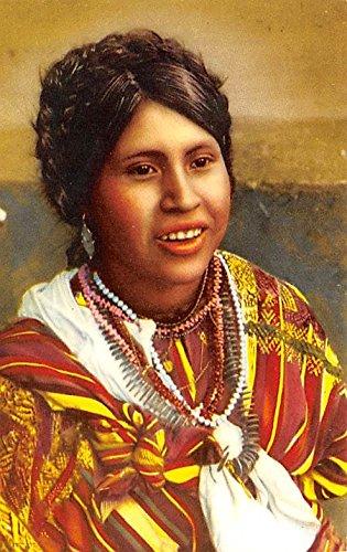 (Indian Girls San Juan Sacate Guatemala, Central America, Republica de Guatemala Postcard)