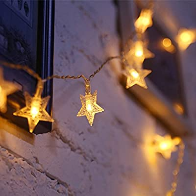 Globe String Light, Lamavido LED Starry Light Fairy Light for Garden,Wedding,Xmas Party Battery-powered