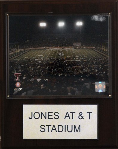 NCAA Football Jones AT&T Stadium Stadium Plaque