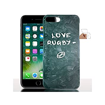 coque iphone 7 plus rugby