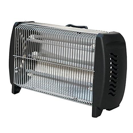 Stufetta Elettrica Mod Q3 Quarzo Amazon It Casa E Cucina
