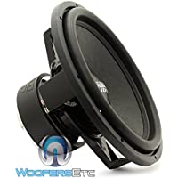 SA-15 D4 Rev 2 - Sundown Audio 15 Dual 4-Ohm SA Series Chrome Subwoofer