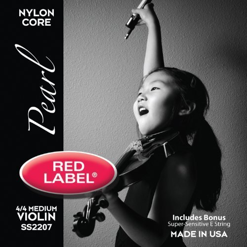 Super Sensitive 2207 Label Violin String product image