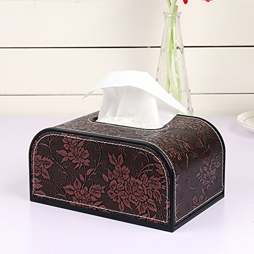 PLLP Car Tissue Box, Car Tissue Box, Car Tissue Box, Creative Book Box,B,One size by PLLP