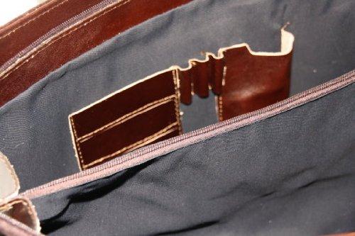 documents avec Porte sac bandouli business ladies portable Cuir wxq7BHty