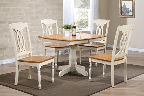 (Iconic Furniture BT60-T-CL-BI BS-BT60-W-BI CH52-CL-BI, 60