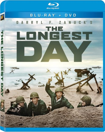 Longest Day, The [Blu-ray] by 20th Century Fox