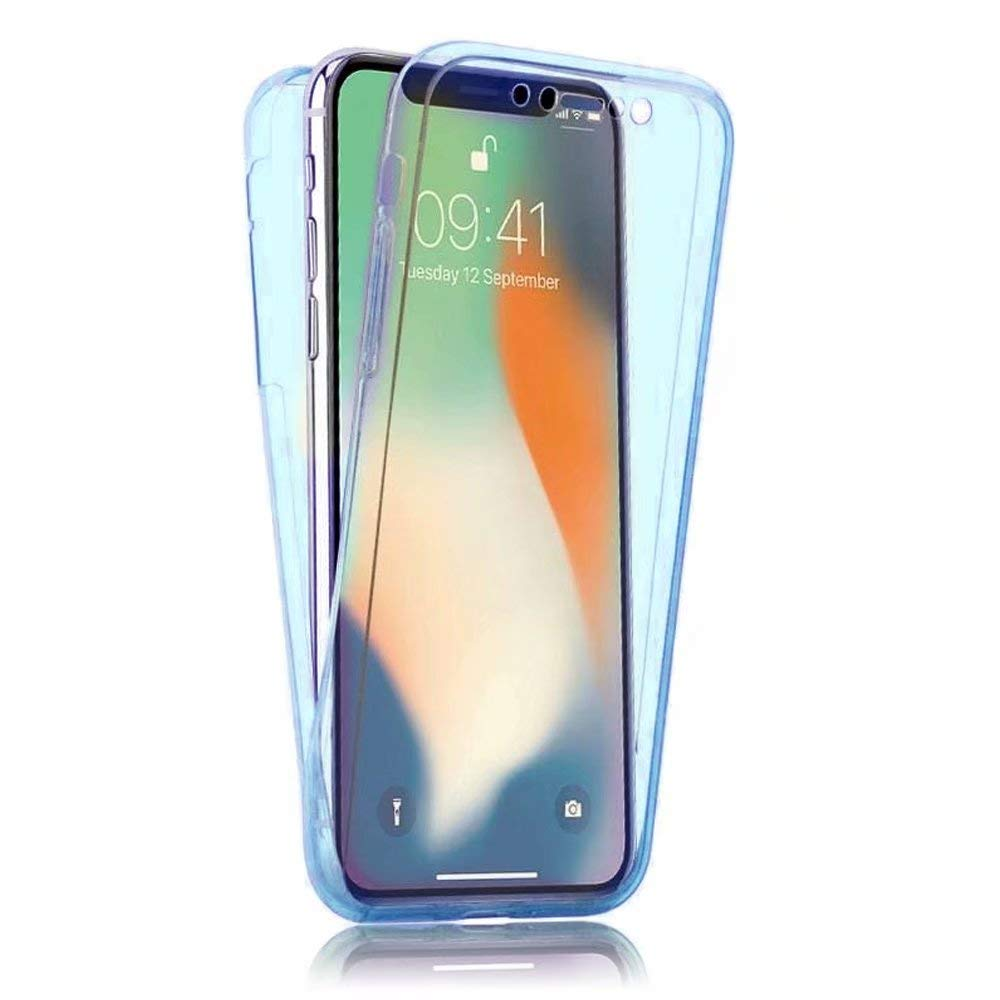 ChoosEU Compatible avec Coque Samsung Galaxy A51 Silicone Souple Noir Motif pour Filles Femmes Homme Etui Soft /Étui Ultra Fine Antichoc Housse Mince Case Protection Montagne