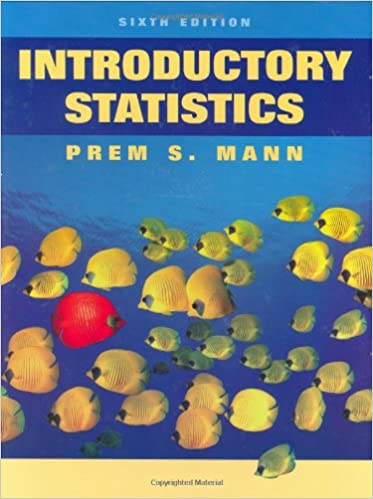 Amazon introductory statistics 9780471755302 prem s mann books introductory statistics 6th edition fandeluxe Image collections