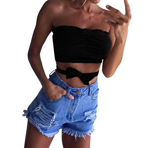 273cee4fdbcc34       )  ♡BSGSH ♡ ☞ Bring Exclusive and Stylish Daily Sleeveless Vest Crop  Top Shirts to Women Girl ☆———–Feminine———-Chic————–Casual————☆
