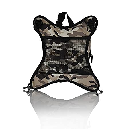 Baby Bottle Cooler Attachment for Obersee Backpack or Bag Insulated Baby//Tot Bottle Carrier Camo