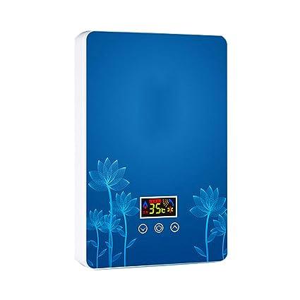 5.5KW, 7.5KW, 8.5kw Calentador de Agua inmediato de la Temperatura Constante