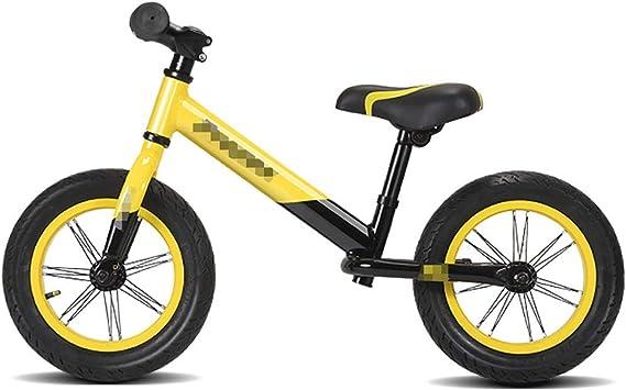 WENJUN Bicicleta Sin Pedales, Kids Balance Bike Classic Ligero Sin ...