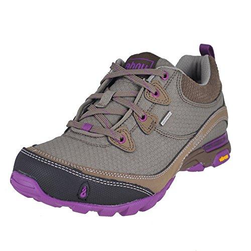 Ahnu Women's Sugarpine Waterproof Hiking Shoe, Alder Bark, 7.5 M US (Sneakers Waterproof)