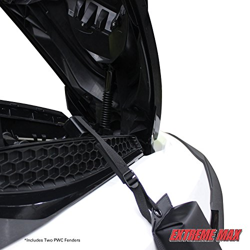 Extreme Max 3006.7270 BoatTector PWC Contour Fender Value Pack by Extreme Max (Image #3)