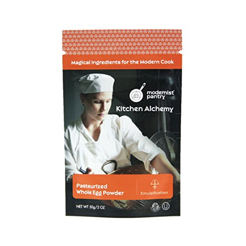 AAA Grade Whole Egg Powder (✡ OU Kosher Certified Pasteurized, Made in USA, 1 Ingredient no additives, Produced from the Freshest of Eggs) - 2oz/50g
