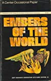 img - for Embers of the World: Conversations with Scott Buchanan (A Center Occasional paper, v. 3, no. 2) book / textbook / text book