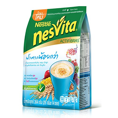 nesvita-actifibras-milk-beverage-mixed-with-wholegrain-cereal-lower-sugar-364-g-pack-of-1-unit