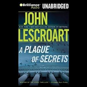 A Plague of Secrets Hörbuch