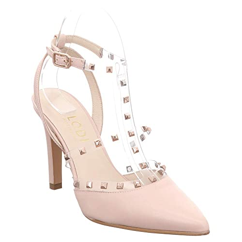 Lodi | Raile | Sling Pumps rosa | Candy, Größe:36, Farbe