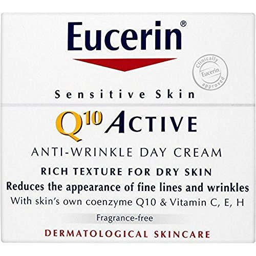 Eucerin Q10 Active Anti-wrinkle Day Cream 50 Ml