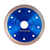 "GoYonder 4.5 Inch Super Thin Diamond Saw Blade for Cutting Porcelain Tiles,Granite Marble Ceramics (4.5"")"