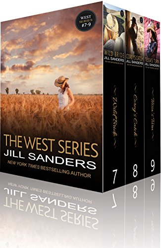(The West Series Books 7-9: Contemporary Romance Series)