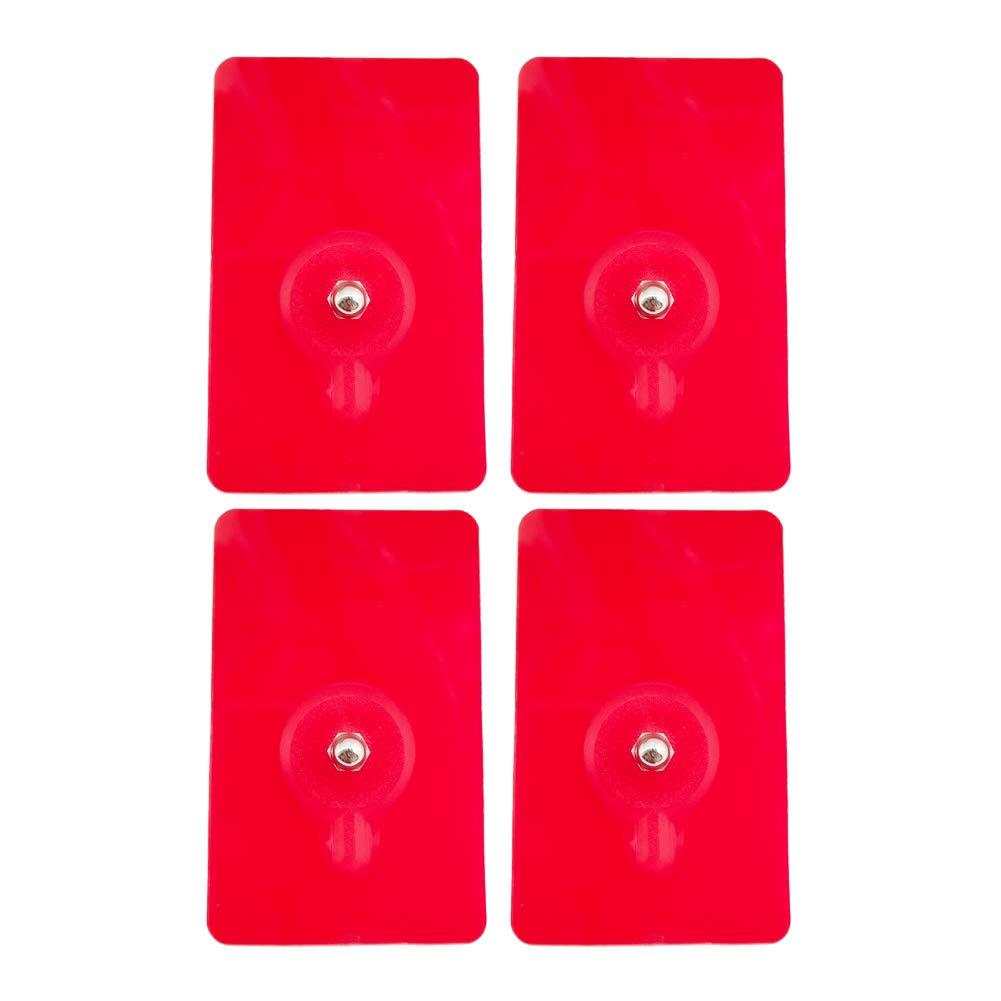 Yeegout Vite pastiglie adesive per porta sapone senza foratura 4 confezioni