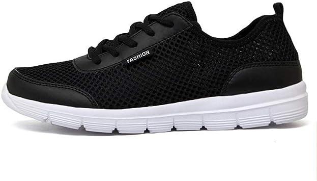WDDGPZYDX Calzado Deportivo Hombre Zapatos Tallas Grandes 48 ...