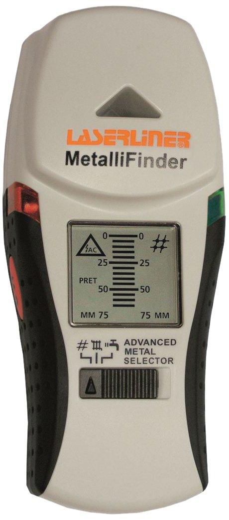 Laserliner MetalliFinder Classic - Detector de entramados: Amazon.es: Industria, empresas y ciencia