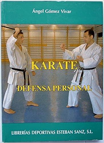 "Descargar ebooks epub Karate ""Defensa Personal"" PDF"
