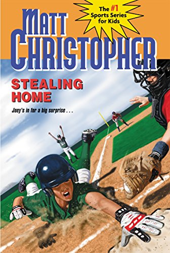 Stealing Home (#1 Sports Series for Kids)