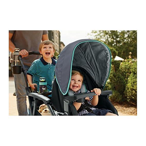 Graco Stroller Modes Duo, Basin, (Black)