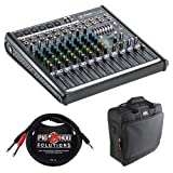 Mackie ProFX12v2 12-Channel Sound Reinforcement Mixer with Padded...