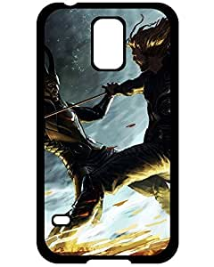 New Cute Thor VS Loki Samsung Galaxy S5 Case Cover 8145600ZD516690585S5 Gladiator Galaxy Case's Shop