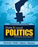 img - for State and Local Politics: Institutions and Reform book / textbook / text book
