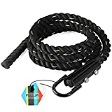#9: Pellor Sport Fitness Exercise Gym Training Climbing Rope for Indoors and Outdoors