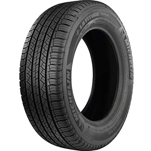 Michelin Latitude Tour HP All-Season Radial Tire - P235/65R18 104H - Latitude Tour Tire