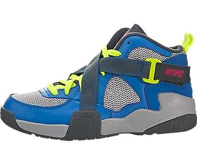 f1feac1f Amazon.com | Nike Air Raid (Kids) - Light Magnet Grey / Hyper Pink ...