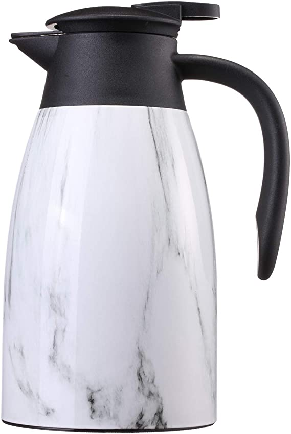Sumerflos 1.5L/50 Oz Thermal Coffee Carafe