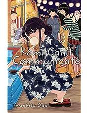 Komi Can't Communicate, Vol. 3 (Volume 3)
