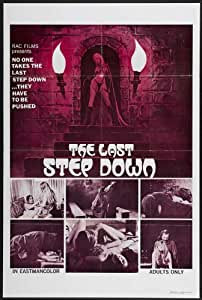 The Last Step Down Poster (11 x 17 Inches - 28cm x 44cm) (1970) Style A