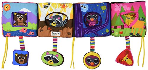 (Lamaze Discovering Shapes Activity Puzzle & Crib Gallery)