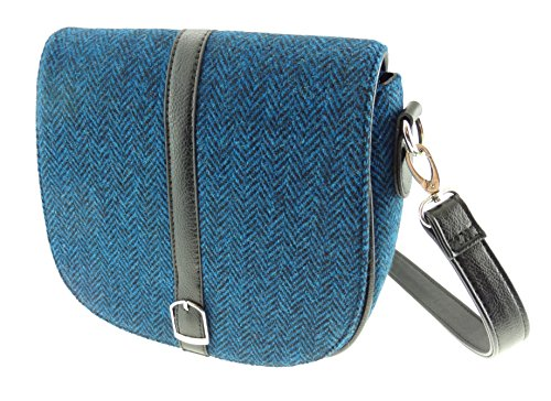 LB1000 Harris Tweed Shoulder Ladies Authentic Bags Col66 x484q1UCw