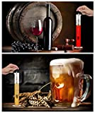 Hydrometer and Test Jar for Wine, Beer, Mead and