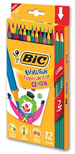 Evolution Circus BIC 904233 Multicolor
