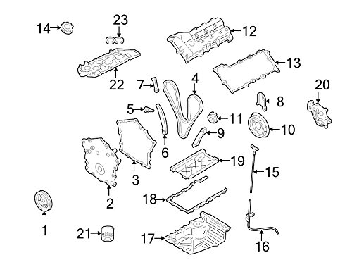 Mopar 4663713AC Auto Part