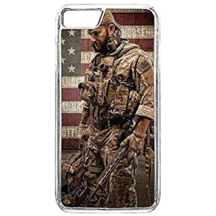 2bccee1c72 iPhone 7 Plus Crystal Case,US Army Logo Pride iPhone 8 Plus Case Cover,