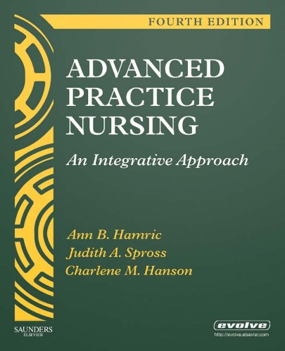 Advanced Practice Nursing: An Integrative Approach Pdf
